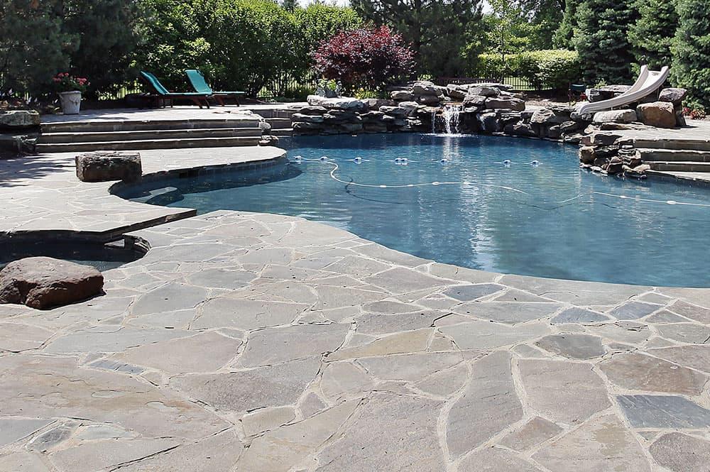 Domestic pool, Essendon, Vic