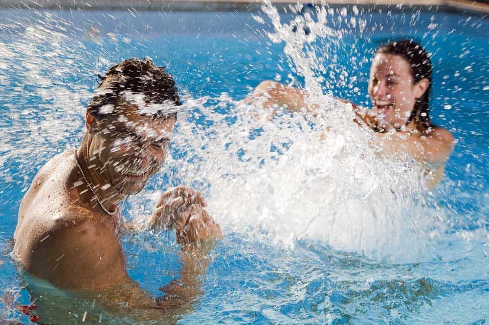 Domestic pool, Surrey Hills, Vic
